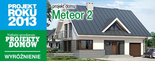 Projekt domu meteor 2
