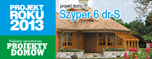 Projekt domu szyper 6 DR-S