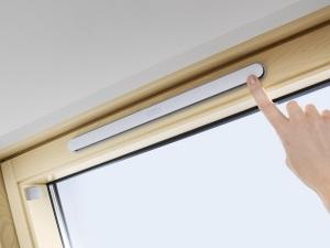 Moduł wentylacyjny w oknie dachowym GZL VELUX