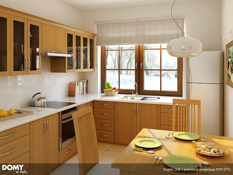6 Pomysłów Na Wykończenie ściany W Kuchni Blog Domy W Stylu