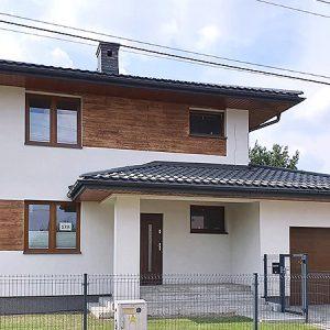 Projekt domu Karmazyn