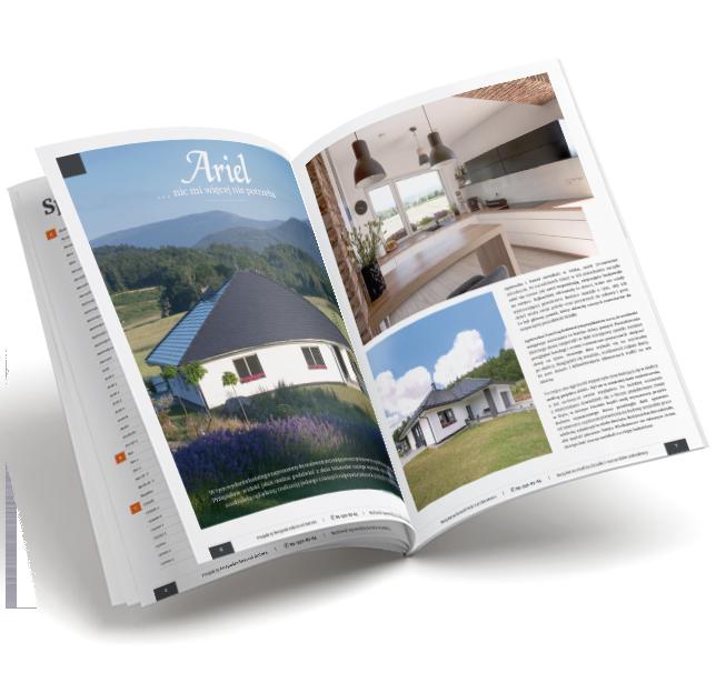 Katalog domy w stylu wnętrze