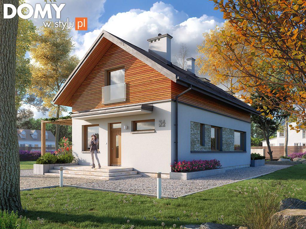 Projekt domu Pryma 2