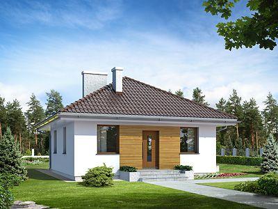 Projekty domów do 150 tys. zł