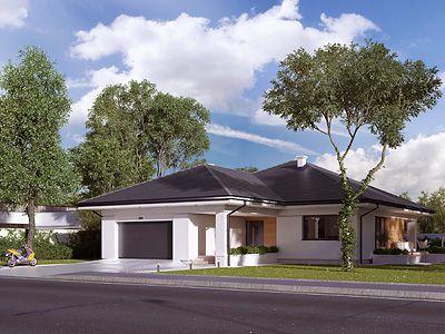 Projekty Domów Z Kosztorysem Domy W Stylu