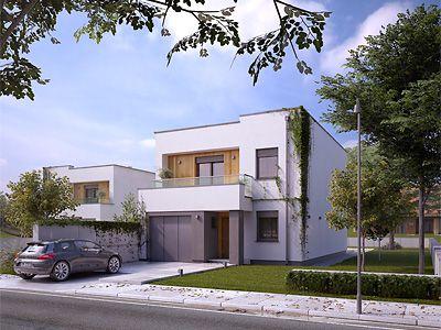 Projekty Domów Piętrowych Domy W Stylu