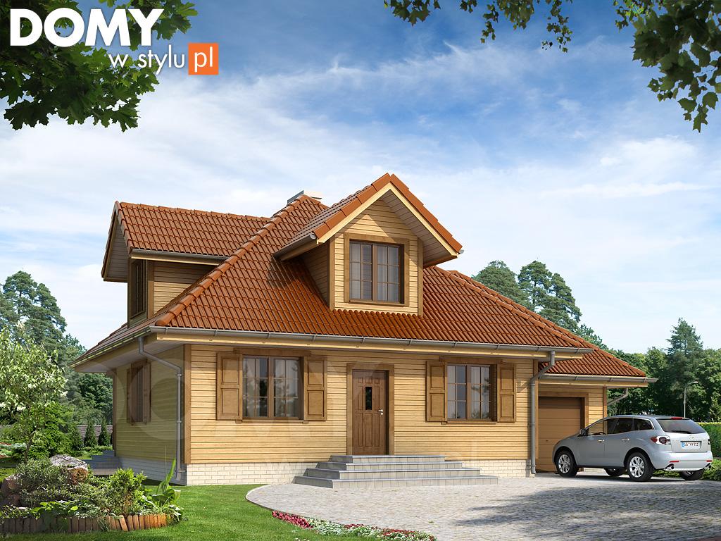 Projekty domów Domywstylu