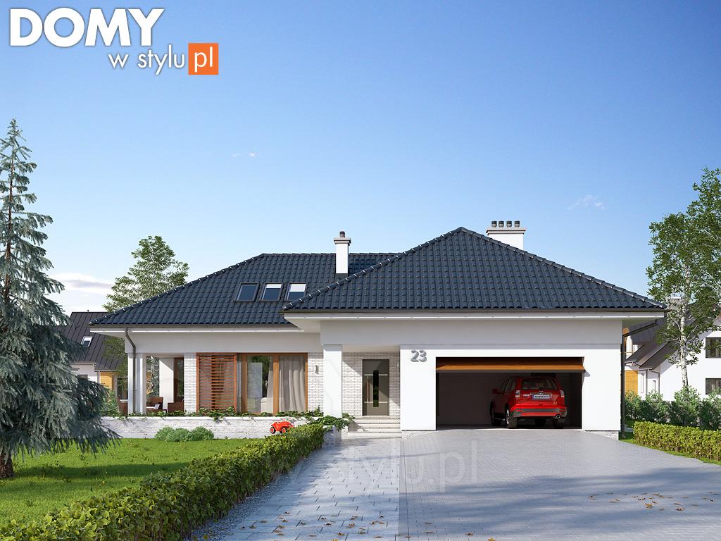 Aksamit 2 projekt domu