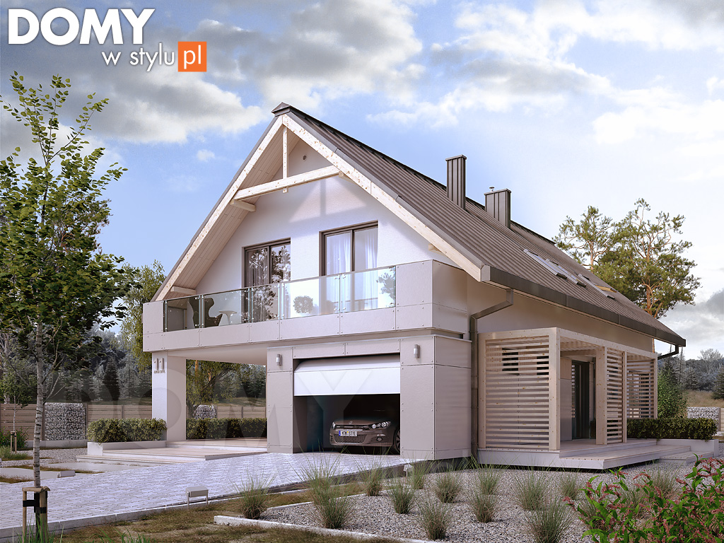amaryllis 3 domy w stylu