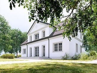 Projekty Tradycyjnych Domów Domywstylupl Autor Projektów