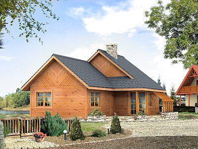 domy kanadyjskie projekty