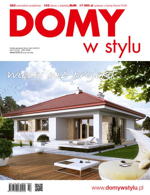 Domy W Stylu - półrocznik - prenumerata roczna już od 5,90 zł