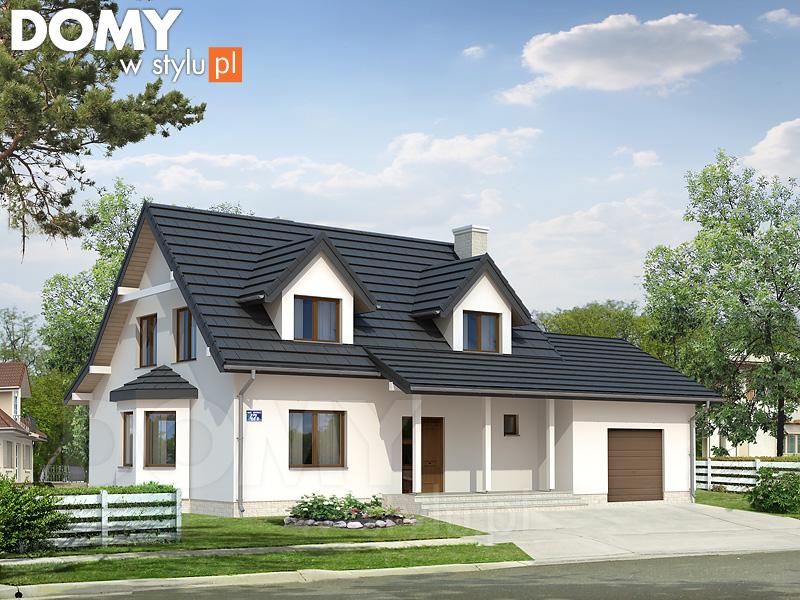 domy mieszkalne z drewna